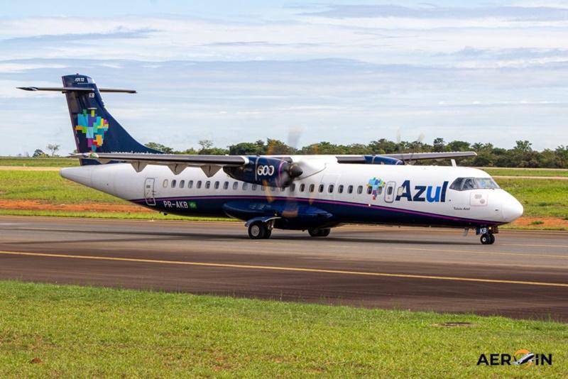 Guanambi: Voo inaugural da Azul Linhas Aéreas acontece na segunda-feira (20)