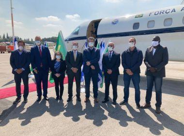 CPI da Covid-19 vai investigar viagem de Eduardo Bolsonaro a Israel