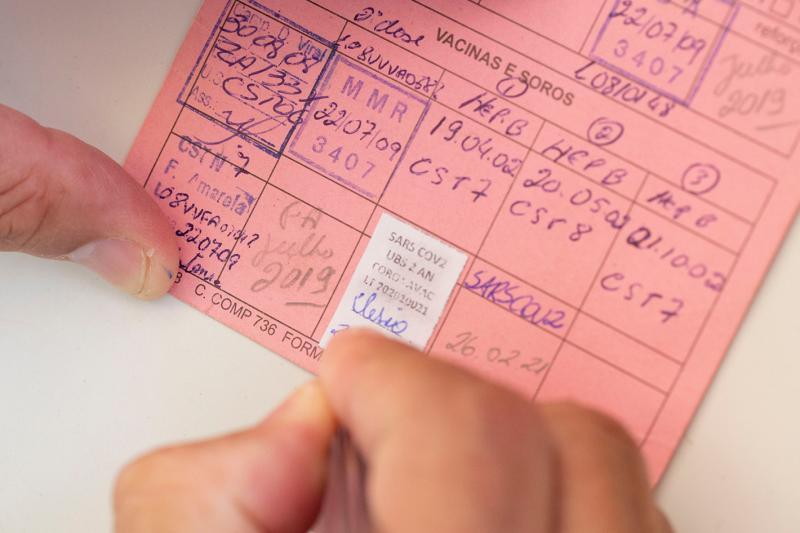 Bahia exigirá 'passaporte da vacina' para entrada em locais públicos