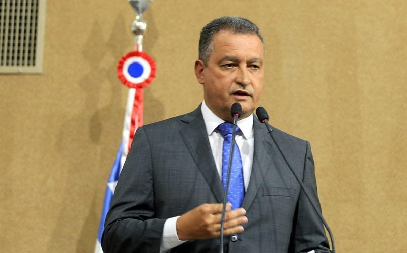 'NÃO TROCO A DEFESA DO POVO DA BAHIA POR EMENDA DE 20 MILHÕES', DISSE GOVERNADOR RUI COSTA