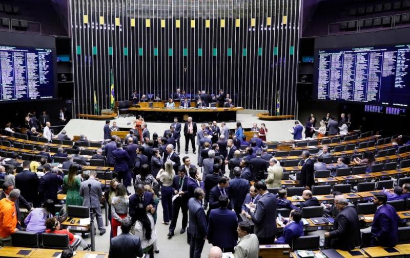 CÂMARA FAZ SESSÃO PARA ANALISAR MP DO CRÉDITO RURAL, MAS NÃO CONCLUI VOTAÇÃO