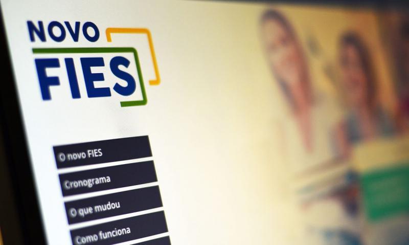 FIES ENCERRA INSCRIÇÕES NESTA SEXTA-FEIRA
