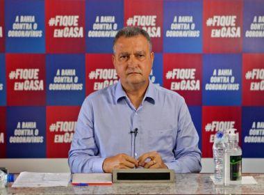 'Se considerar a regulação, todos os leitos estão ocupados', alerta Rui Costa