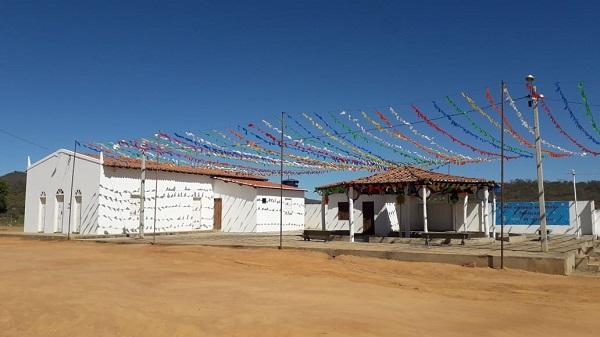 DOM BASÍLIO: COMUNIDADE DE CAIÇARA INICIA NESTA SEXTA-FEIRA (31) FESTEJOS DO PADROEIRO SANTO ANTÔNIO DE PÁDUA