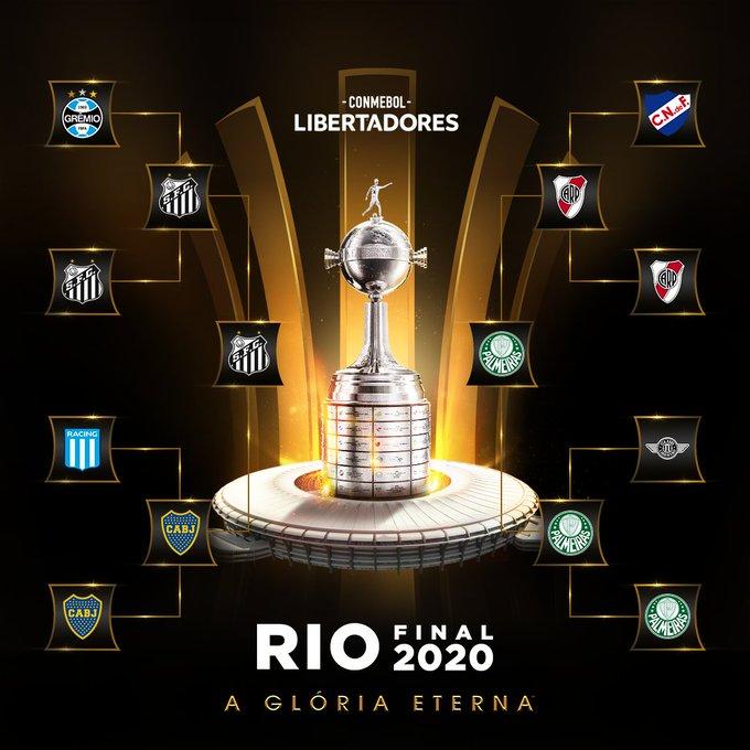 Libertadores volta a ter decisão totalmente brasileira após 15 anos