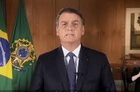 BOLSONARO PEDE VOLTA AO TRABALHO E DIZ QUE MEDIDAS DE ISOLAMENTO SÃO 'RESPONSABILIDADE EXCLUSIVA DOS GOVERNADORES'